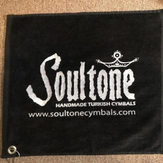 Soultone Cymbals Schweisstuch