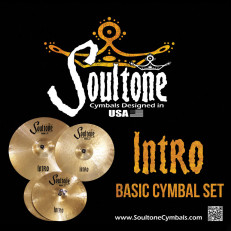 Soultone Intro Set  (20″/16″/14″)