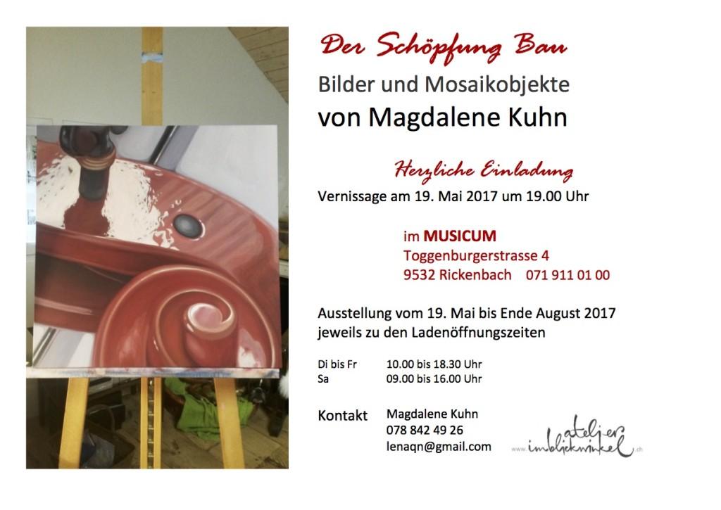 Ausstellung MUSICUM