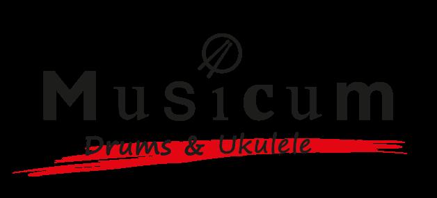 Musicum Drums & Ukulele Logo