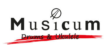 Musicum Drums & Ukulele Logo small