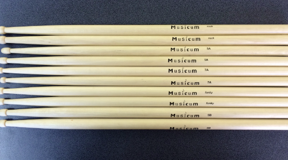 Musicum Sticks